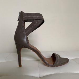 Joie grey strap heel